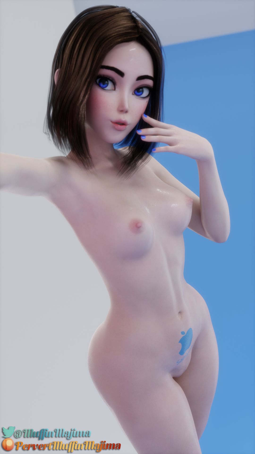 Samantha Samsung #01 - page01 Samsung,  xxx porn rule34