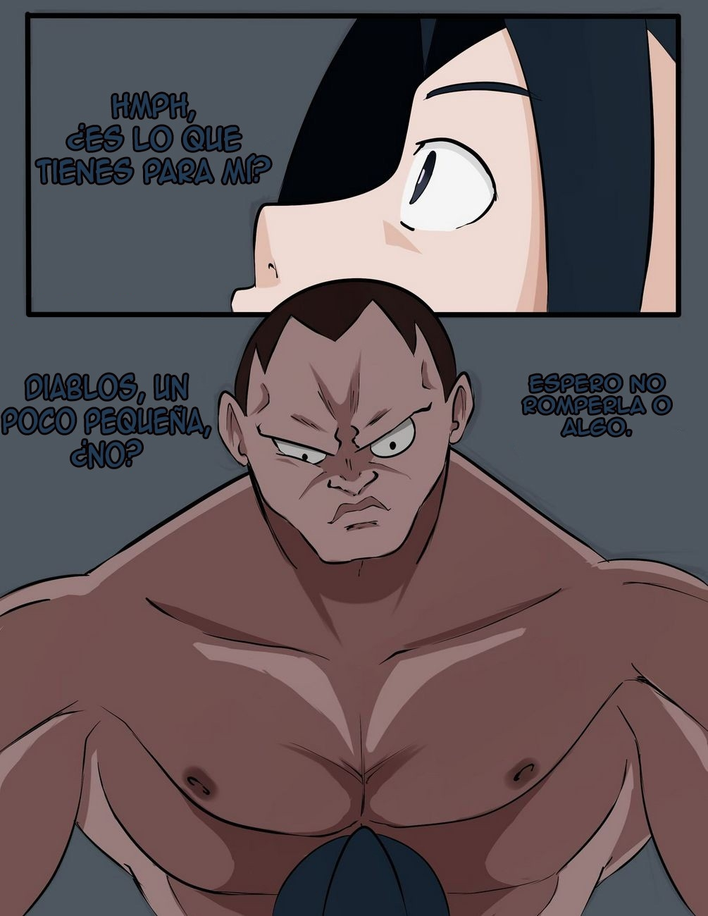 Shadaloo Training (Spanish) - page09 Street Fighter,  xxx porn rule34