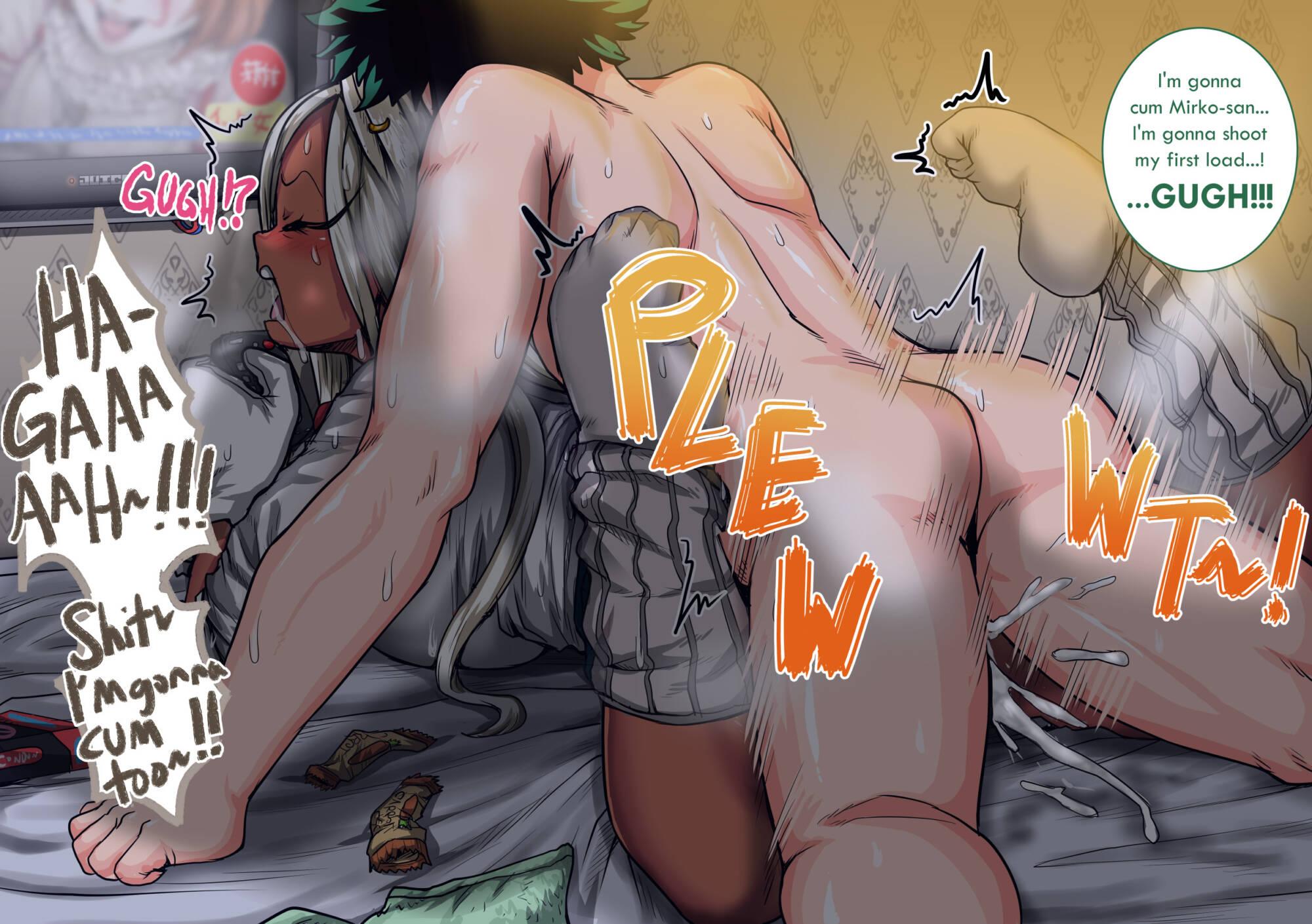 Miruko Onechan CG 1 (English) - page03 My Hero Academia,  xxx porn rule34