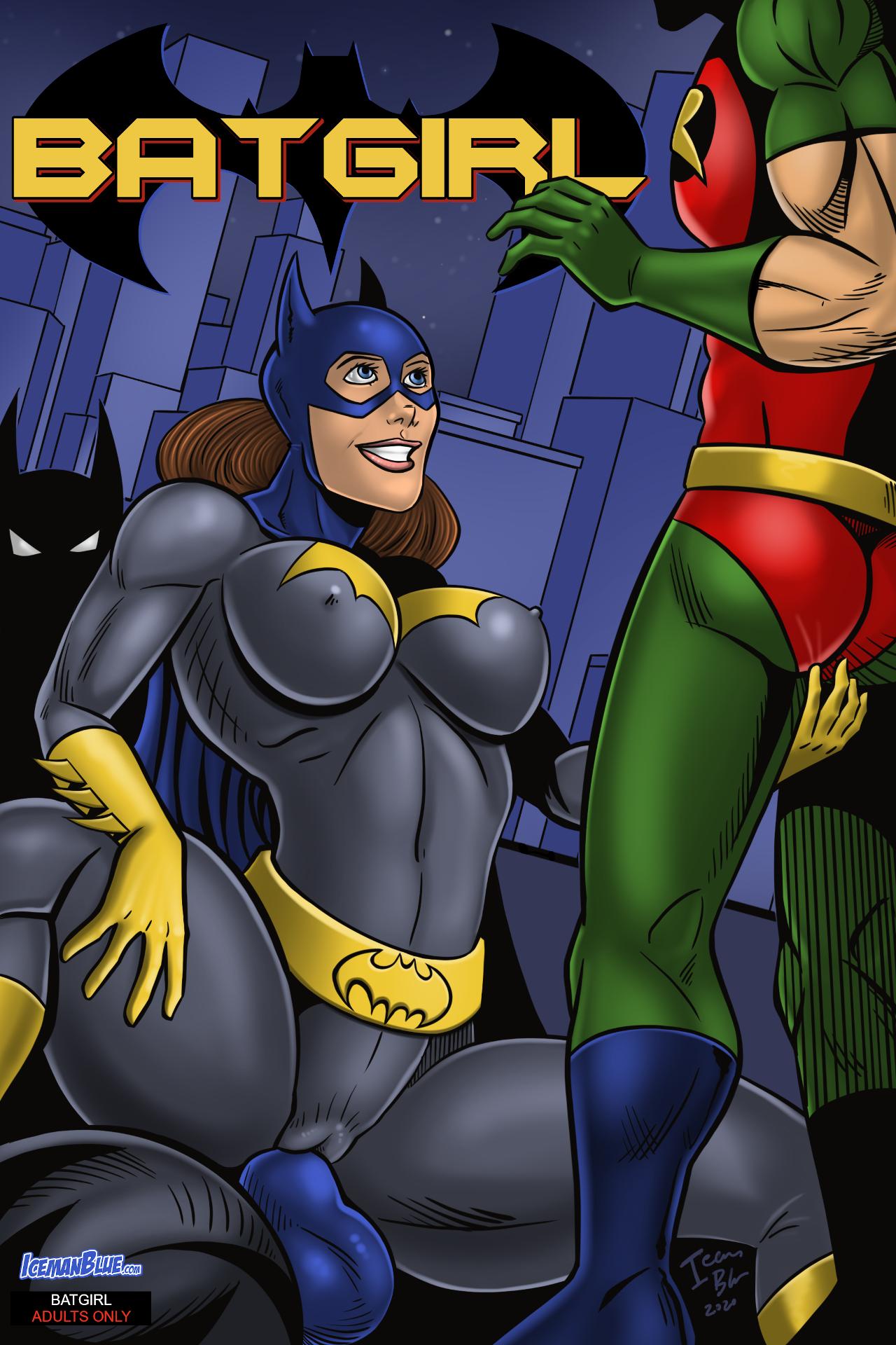 Batgirl (English) - page00 Cover Batman,DC Comics,  xxx porn rule34