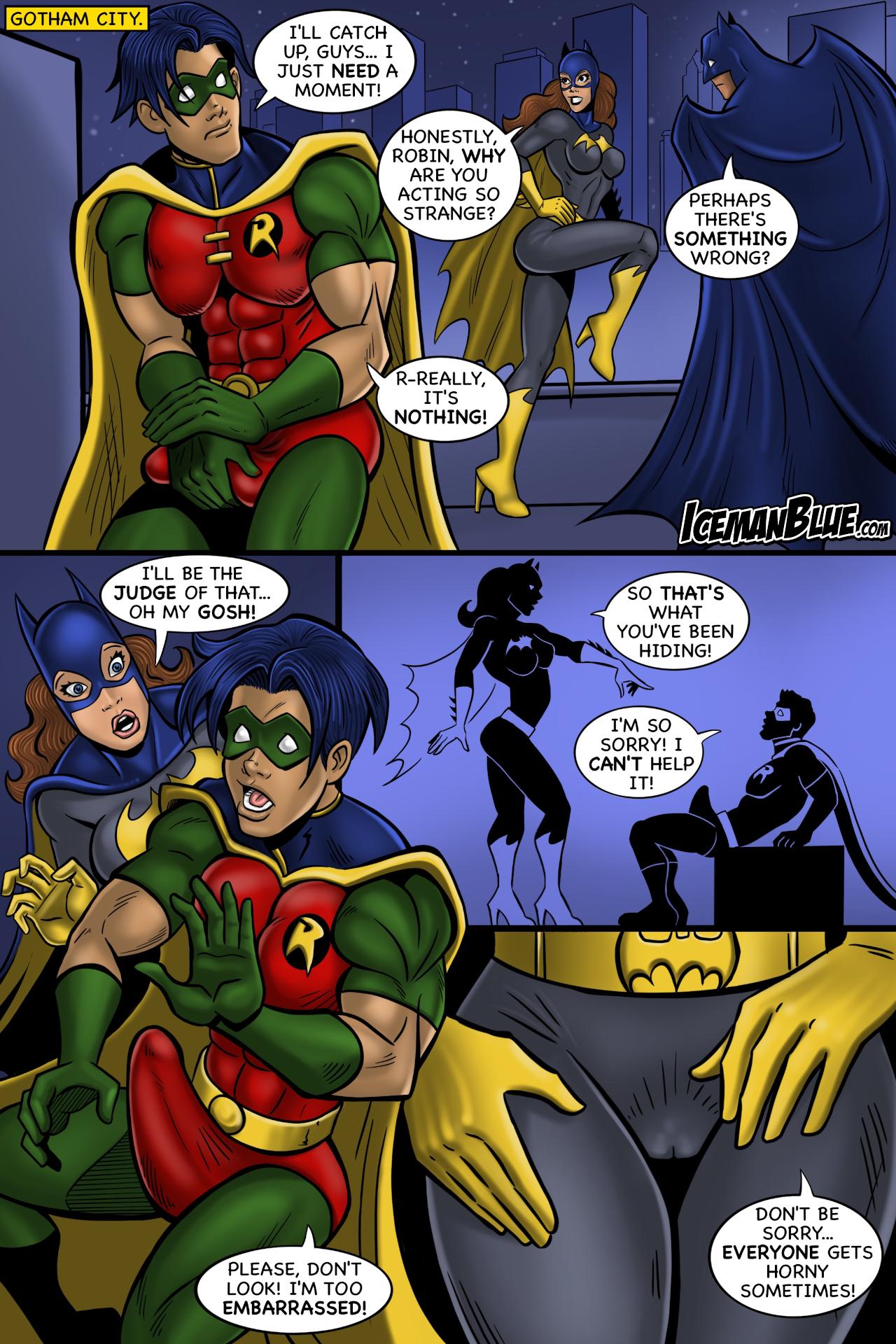 Batgirl (English) - page01 Batman,DC Comics,  xxx porn rule34