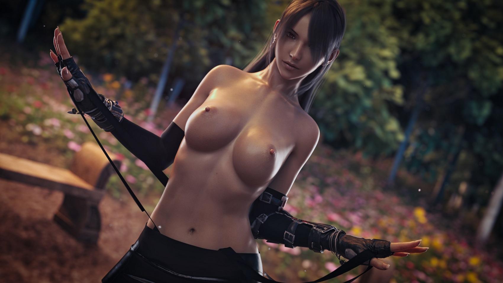 Introducing Tifa - page04 Final Fantasy,  xxx porn rule34