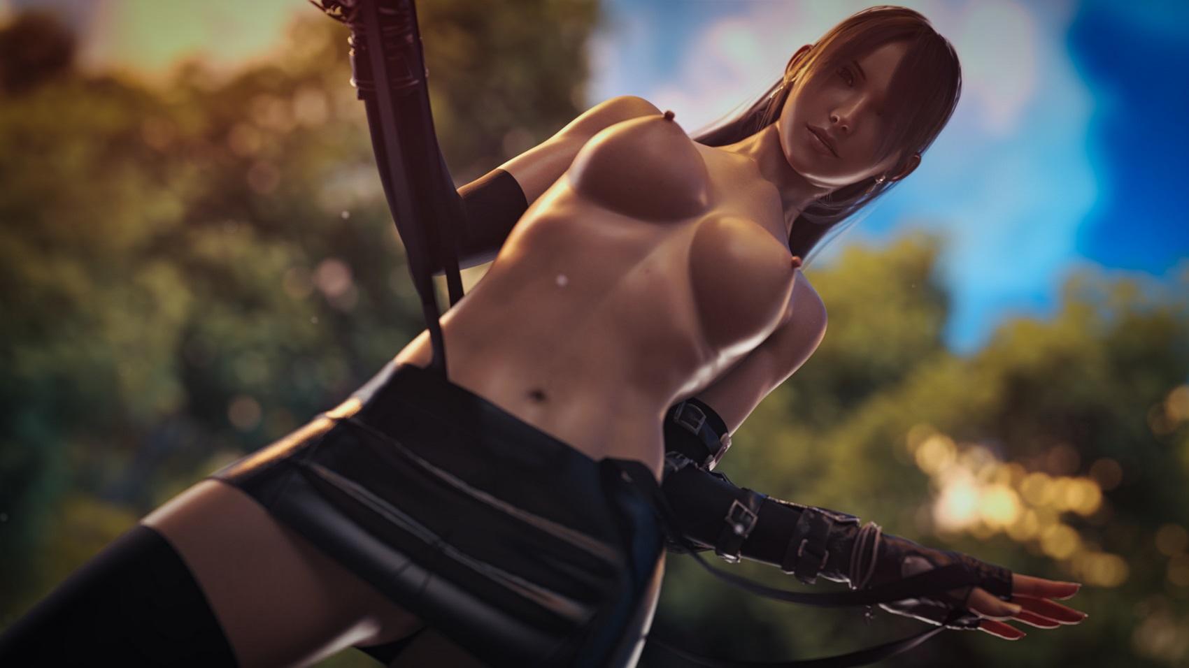 Introducing Tifa - page06 Final Fantasy,  xxx porn rule34