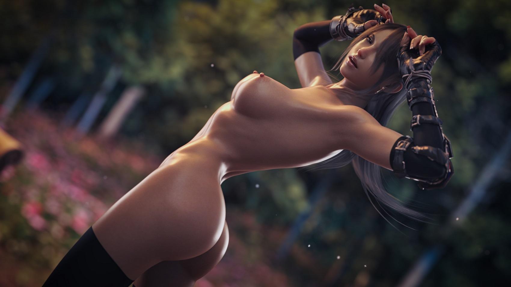 Introducing Tifa - page07 Final Fantasy,  xxx porn rule34