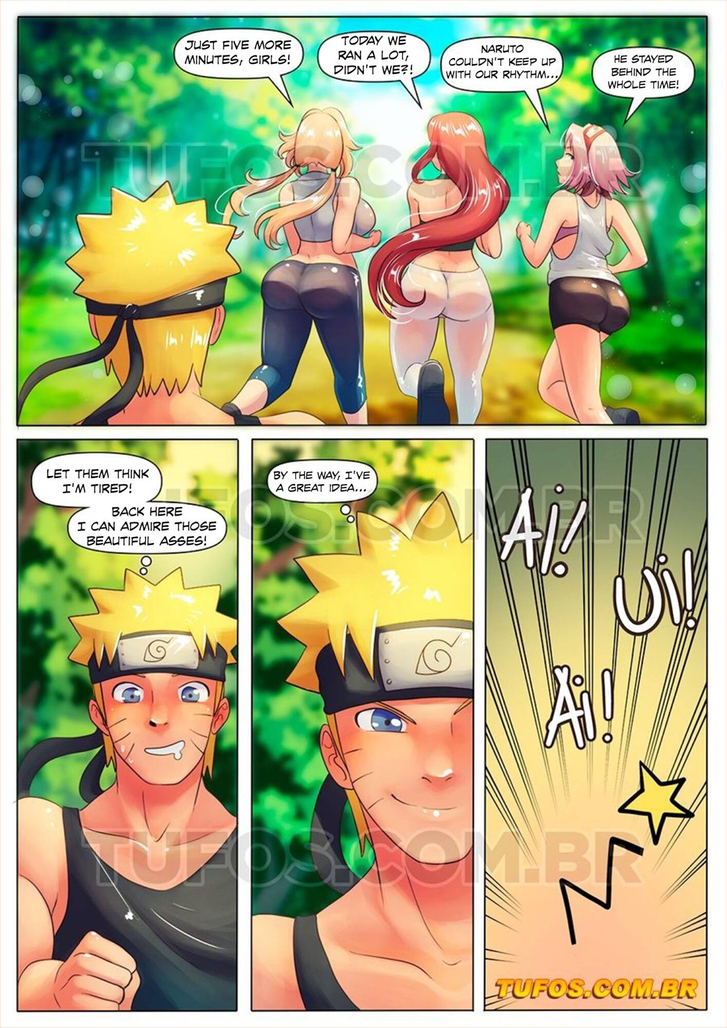 Narutoon HQ 005 (English) - page01 Naruto,  xxx porn rule34