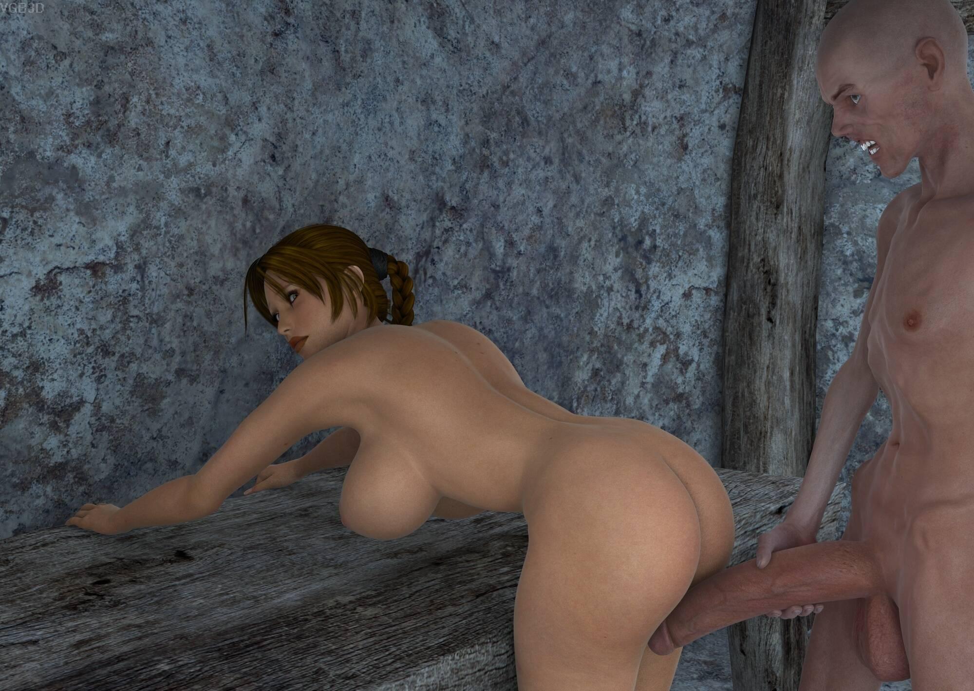 Lana Captured Vol 4 - page006 Tomb Raider,  xxx porn rule34