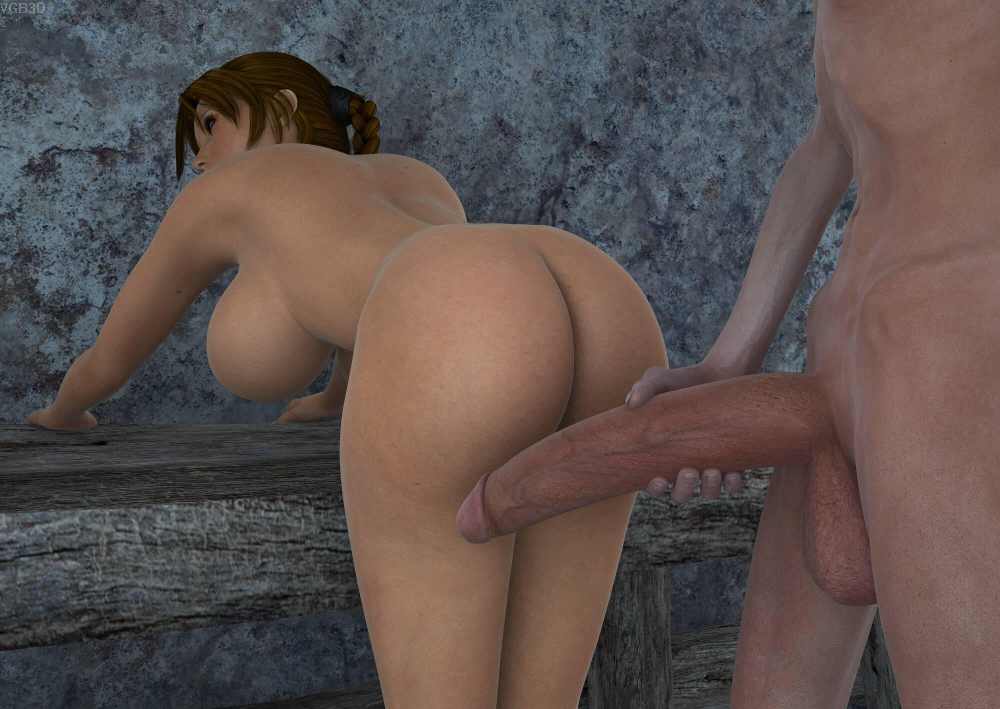 Lana Captured Vol 4 - page007 Tomb Raider,  xxx porn rule34