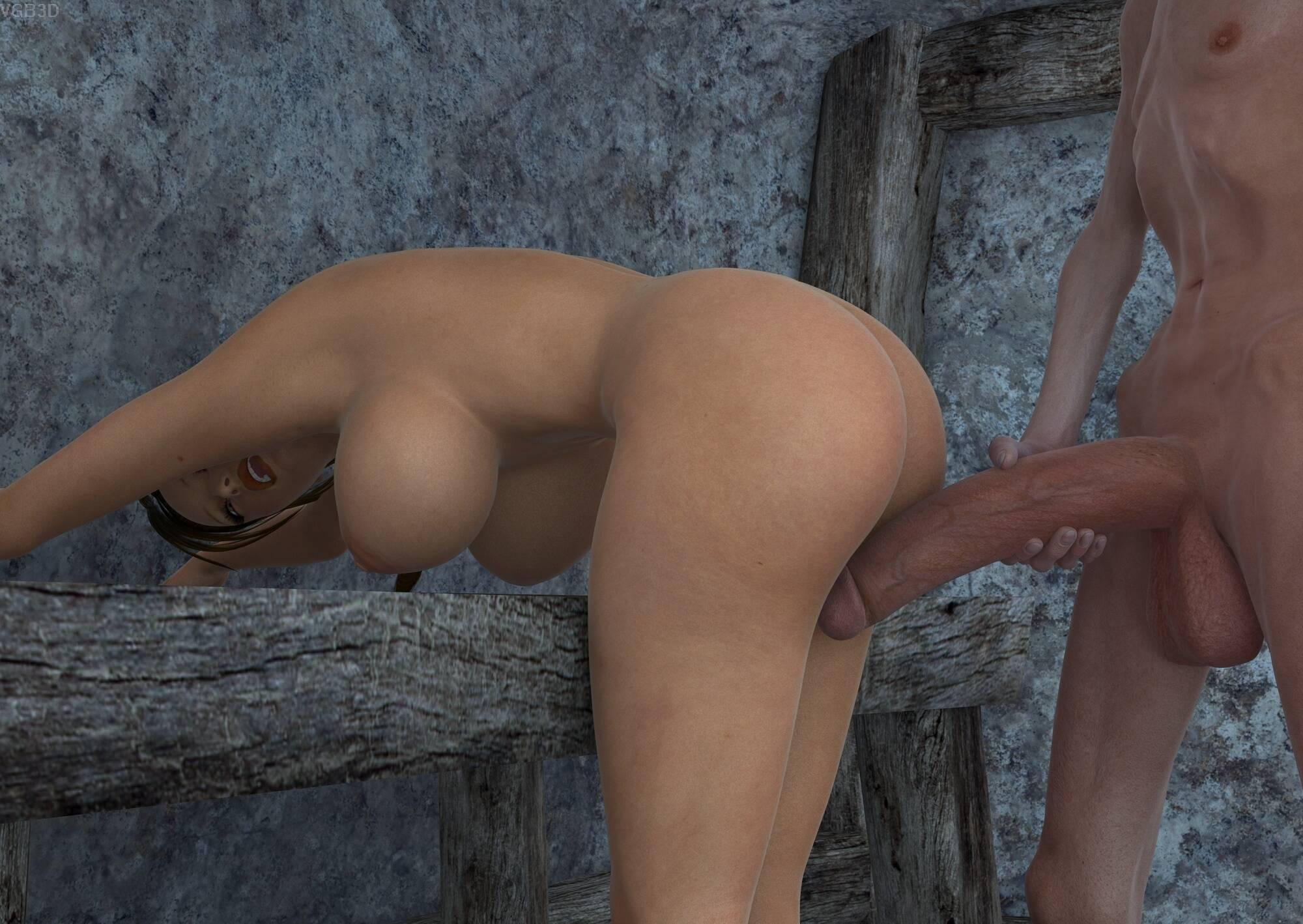 Lana Captured Vol 4 - page009 Tomb Raider,  xxx porn rule34