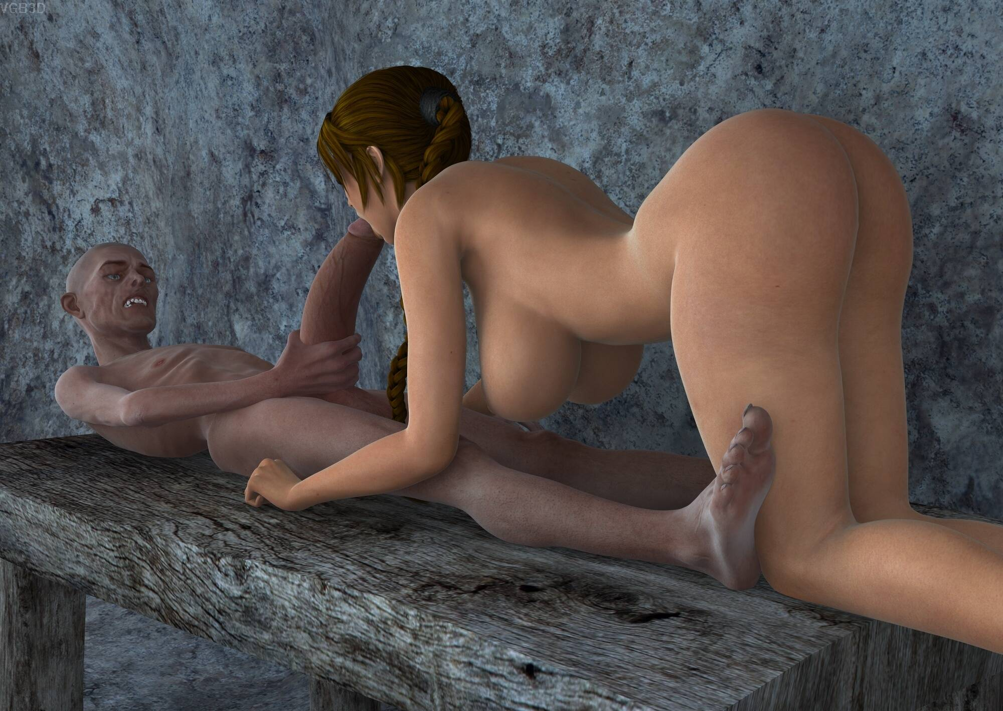 Lana Captured Vol 5 - page003 Tomb Raider,  xxx porn rule34