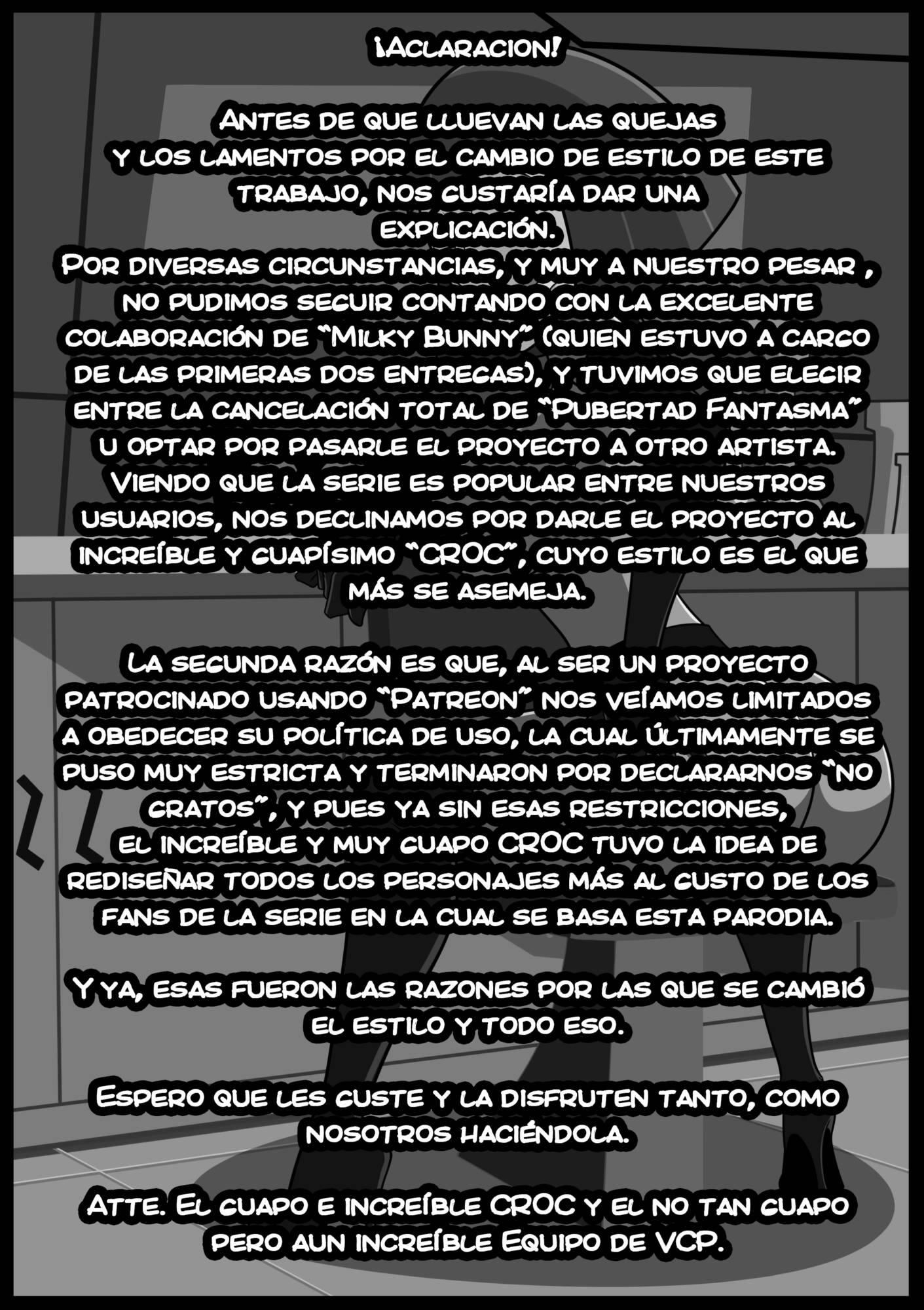 Ghost Puberty 3 (Spanish) - page00 Info Danny Phantom,  xxx porn rule34