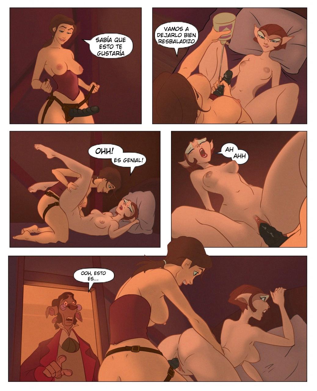 Captain's Orders (Spanish) - page05 Treasure Planet,  xxx porn rule34